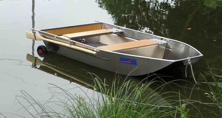 barque aluminium