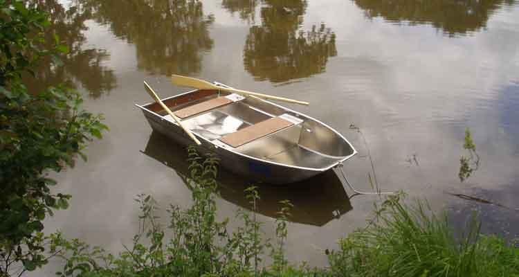 barque légère