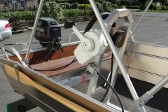 barque alu equipee d une console_2