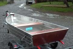 Barque fait main - réalisation unique en aluminium_22