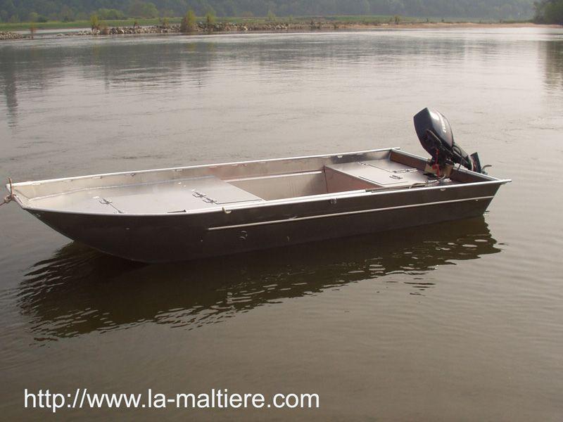 barque alu equipee avec plateforme_102