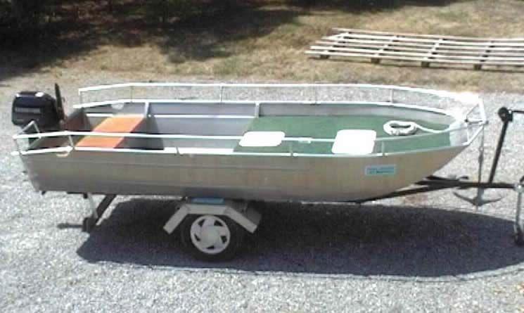 barque alu equipee avec plateforme_46