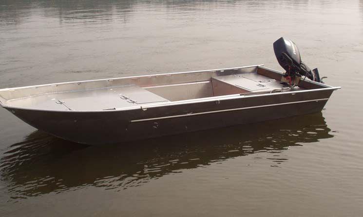 barque alu equipee avec plateforme_74