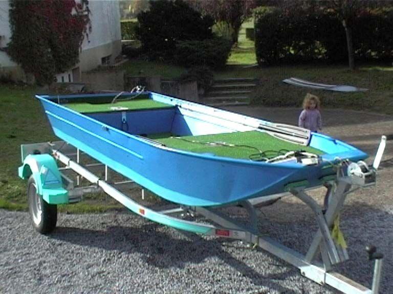 barque alu equipee avec plateforme_81