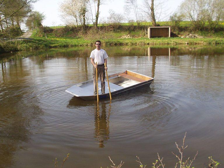 barque alu equipee avec plateforme_92
