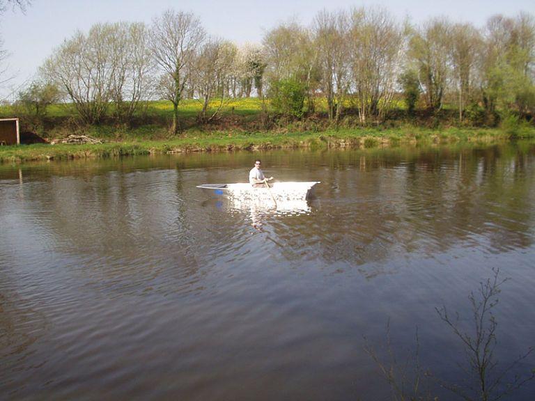 barque alu equipee avec plateforme_93