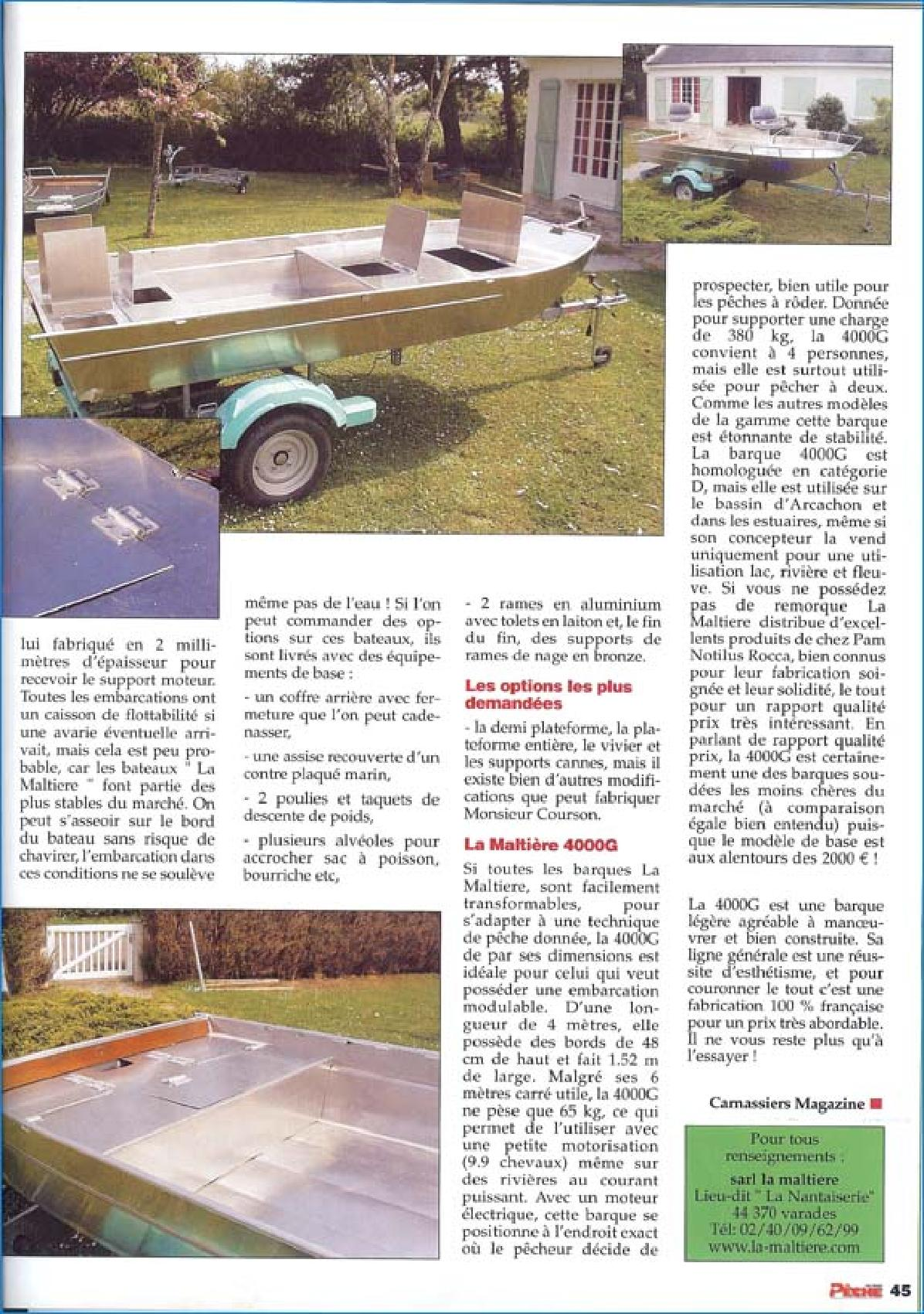 Carnassier magazine page 2