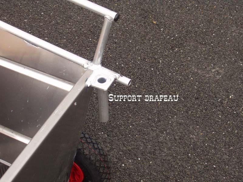 Barque fait main - réalisation unique en aluminium_21