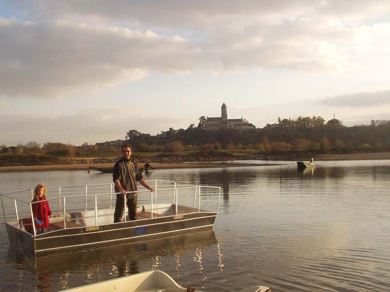 Barque fait main - réalisation unique en aluminium_26