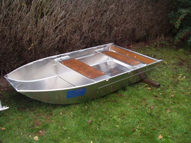 Barque fait main - réalisation unique en aluminium_27
