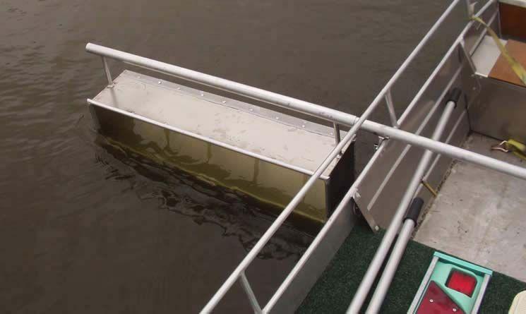 Barque fait main - réalisation unique en aluminium_55