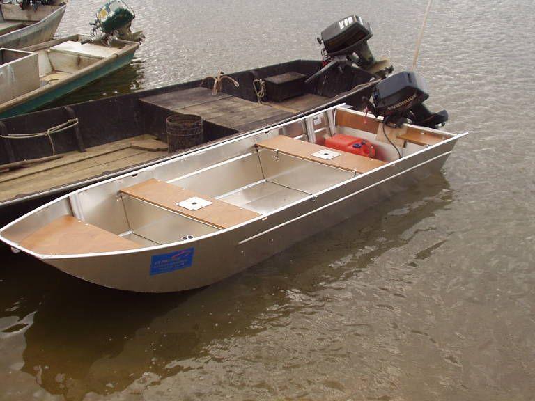 Barque fait main en aluminium - SupportsDeCannes_7