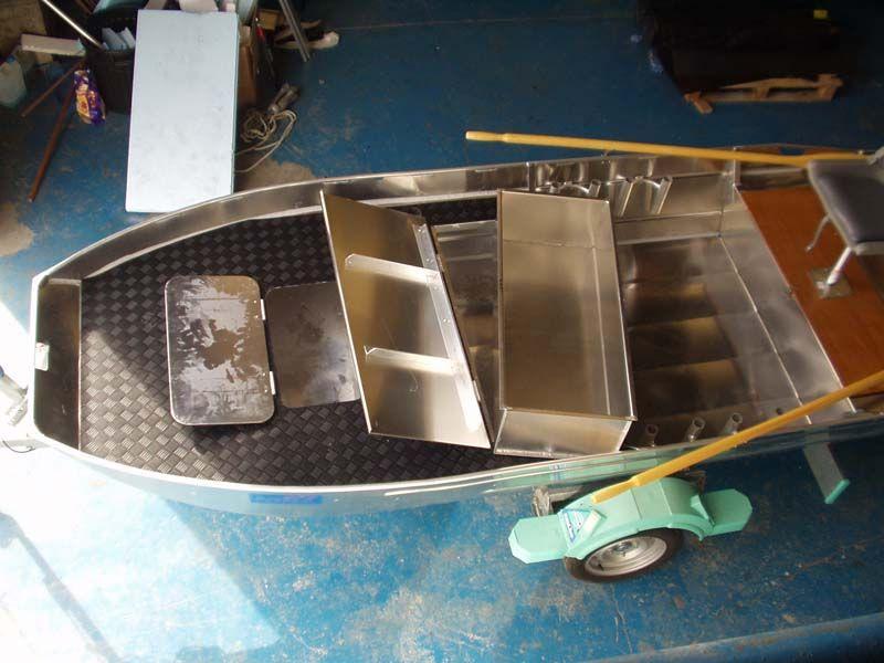 Barque fait main en aluminium -vivier_6