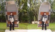 Barcos Fácil de llevar: ligereza