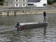 Stabilité unique de chaque barque