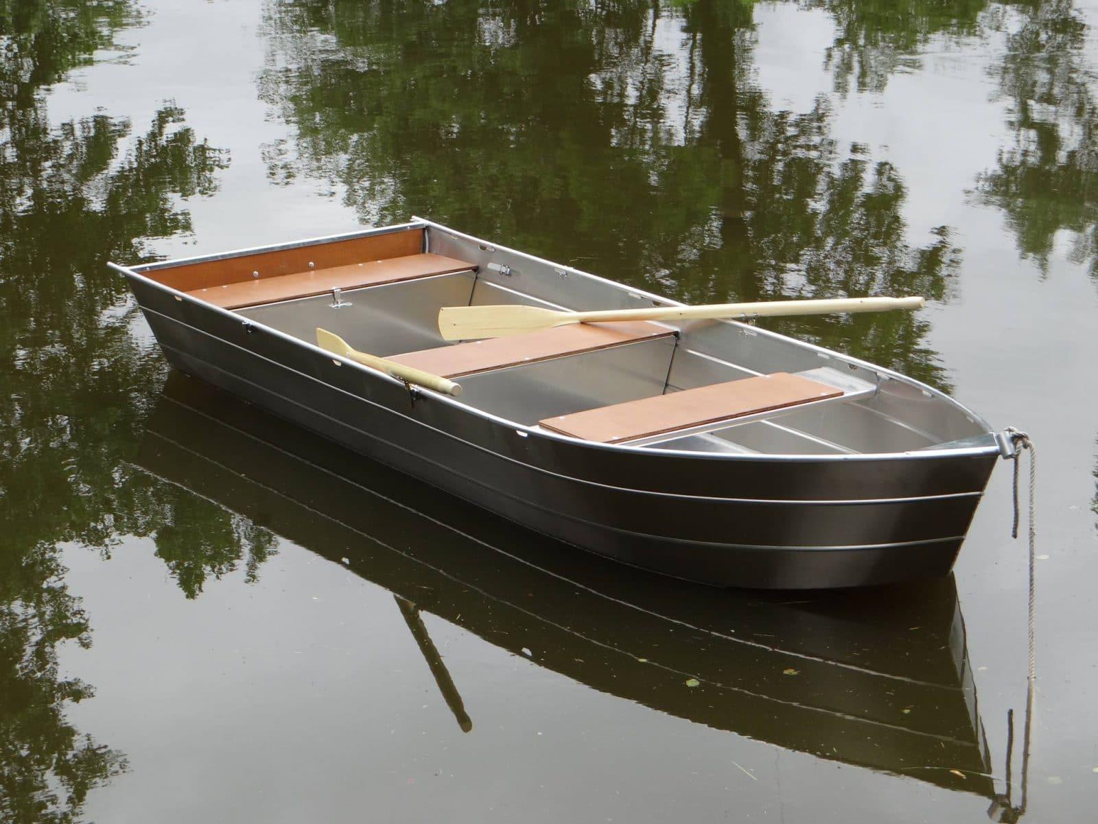 Barque de pêche La Maltière - Barque aluminium