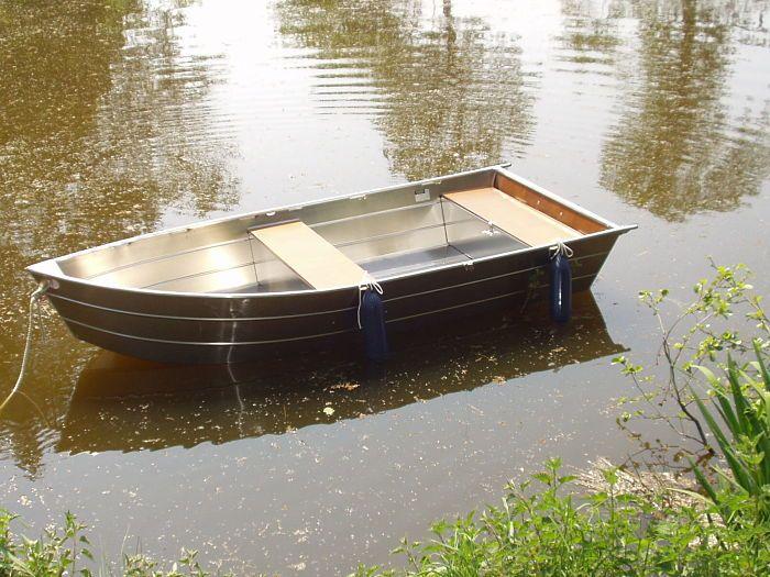Barque en aluminium - pare battage_1